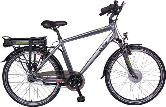 Pulse ZR-5 2018 - Electric Hybrid Bike