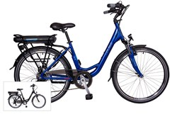 Product image for Pulse ZL-2 Womens 2018 - Electric Hybrid Bike