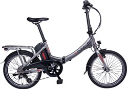Pulse ZF-4 Folding 2018 - Electric Hybrid Bike
