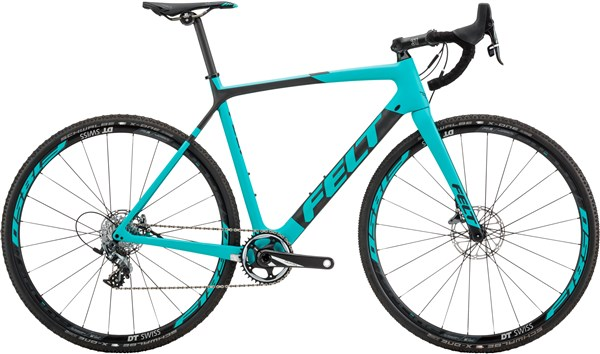 Felt F1X (Flat Mount) 2018 - Cyclocross Bike