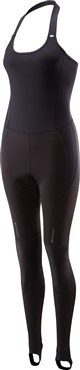 Madison Sportive Womens Race Softshell Halter Neck Bib Tights AW17