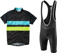 Product image for Madison Sportive Starter Pack Mens - Jersey and Bib Shorts AW17