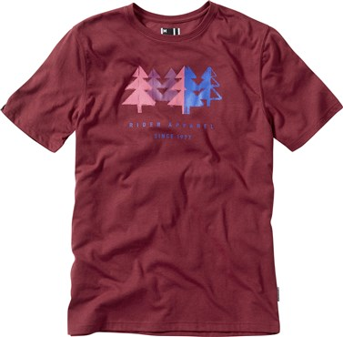 Madison Forest Trail Tech Tee  AW17