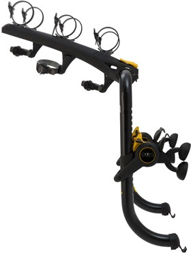 Saris Bones RS Car Boot Rack - 3 Bikes