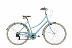Product image for Bobbin Brownie 7 Speed 700c Womens 2018 - Hybrid Classic Bike