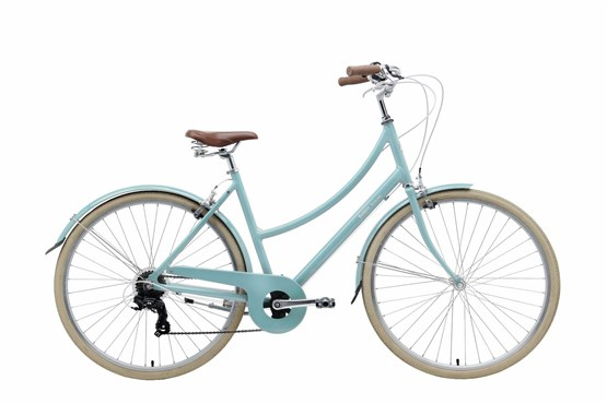 Bobbin Brownie 7 Speed 700c Womens 2018 - Hybrid Classic Bike