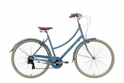 Bobbin Brownie 7 Speed 26w Womens 2018 - Hybrid Classic Bike