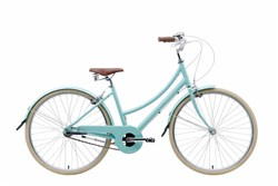 Product image for Bobbin Brownie 3 Speed 26w Womens 2018 - Hybrid Classic Bike