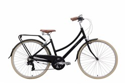 Bobbin Brownie 21 Speed 700c Womens  2018 - Hybrid Classic Bike