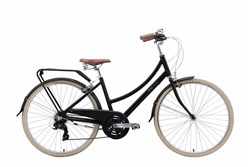 Product image for Bobbin Brownie 21 Speed 26w Womens  2018 - Hybrid Classic Bike