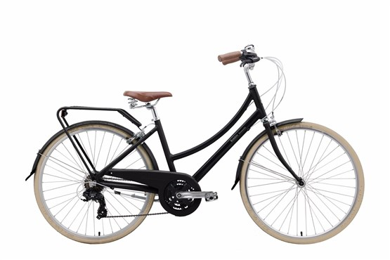 Bobbin Brownie 21 Speed 26w Womens  2018 - Hybrid Classic Bike