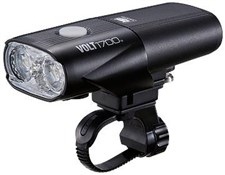 Product image for Cateye Volt 1700 RC Rechargeable Front Light