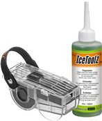 Ice Toolz Chain Scrubber & Degreaser