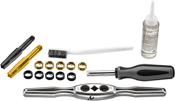 Ice Toolz Crank Arm Pedal Thread Repair Kit