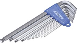 Product image for BBB BTL-118 - HexSet Hex Key Kit