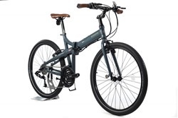 Bickerton Docklands 1824 Country - Nearly New - 2018 Folding Bike