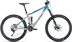 "Cube Stereo 160 SL 27.5"" - Nearly New - 20"" - 2018 Mountain Bike"