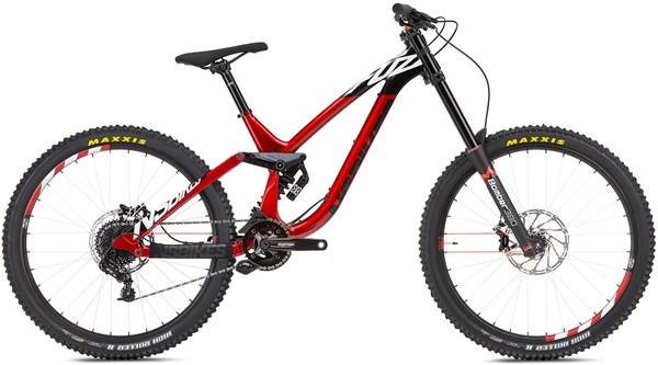 "NS Bikes Fuzz 2 DH 27.5"" Mountain Bike 2018 - Downhill Full Suspension MTB"