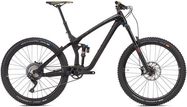 "NS Bikes Snabb 160 C2 27.5"" Mountain Bike 2018 - Enduro Full Suspension MTB"