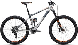 "Cube Stereo 160 HPA TM 27.5""  - Nearly New - 20"" - 2017 Mountain Bike"
