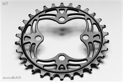 Product image for absoluteBLACK Round 64/104BCD Narrow/Wide Chainring