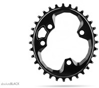 Product image for absoluteBLACK Oval Rotor 76BCD Chainring N/W