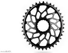 Product image for absoluteBLACK Oval Easton Gravel Direct Mount Chainring