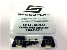 Product image for Speedplay 2 x Frog White Cantilever and 4 x Cleat Mounting Screw