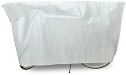 Product image for VK Classic Waterproof Single Bicycle Cover Incl. 5m Cord