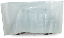 Product image for VK Duo Waterproof 2-Bike Bicycle Cover Incl. 5m Cord