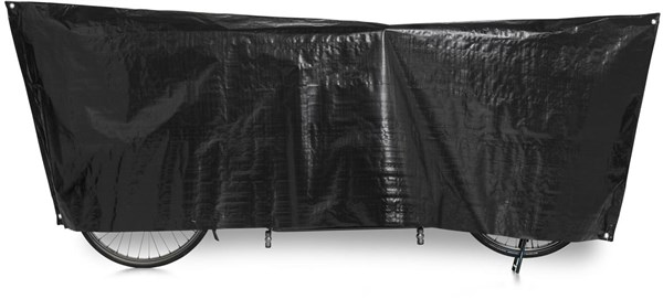 VK Tandem Waterproof Tandem Bicycle Cover Incl. 5m Cord