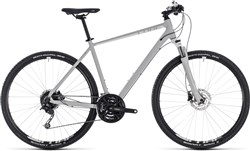 Product image for Cube Nature Pro- Nearly New - 46cm - 2018 Hybrid Bike