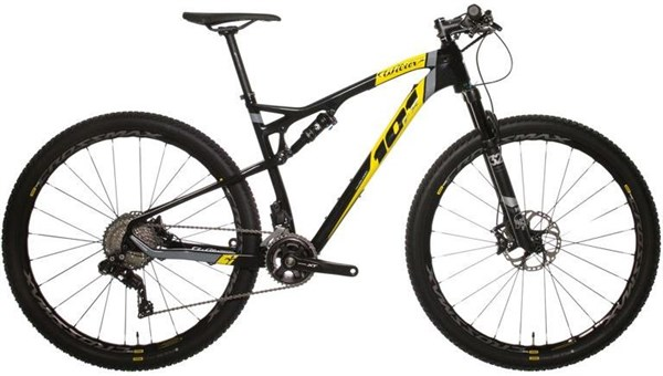 Wilier 101FX XTR Di2 29er Mountain Bike 2018 - XC Full Suspension MTB