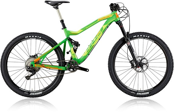 "Wilier 903TRB 27.5"" Mountain Bike 2018 - Trail Full Suspension MTB"