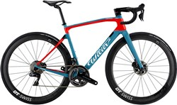 Wilier Cento10NDR Disc Stemma+Barra Dura Ace Di2 2018 - Road Bike