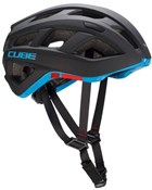 Product image for Cube Road Race Teamline Helmet 2018
