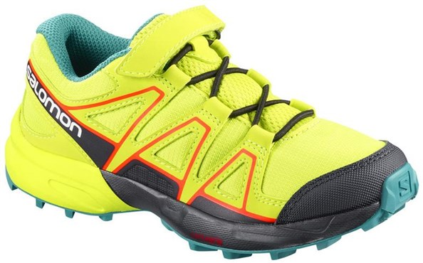 Salomon Speedcross Bungee Kids Trail Shoes
