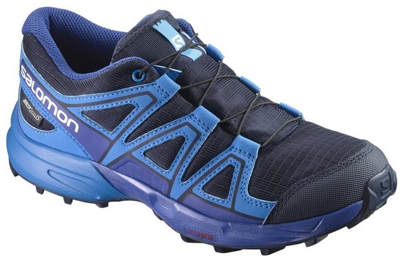 Salomon Speedcross CSWP Junior Trail Shoes