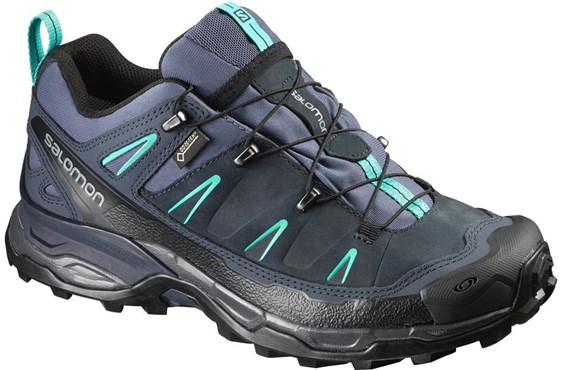 Salomon X Ultra LTR GTX Womens Hiking / Trail Shoes | Shoes and overlays