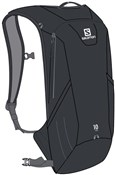 Product image for Salomon Trail 10 Set Backpack - Hydration Bladder Compatible