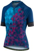 Product image for Altura Peloton Womens Short Sleeve Jersey Mosaic SS18