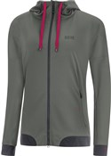 Gore C5 Windstopper Trail Hooded Womens Jacket SS18