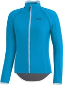 Gore C5 Windstopper Womens Zip-Off Long Sleeve Jersey SS18