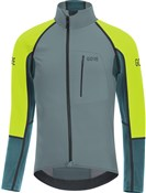 Gore C7 Windstopper Pro Zip-Off Long Sleeve Jersey SS18