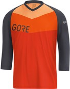 Gore C5 All Mountain 3/4 Sleeve Jersey SS18