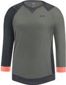 Gore C5 All Mountain Womens 3/4 Sleeve Jersey SS18