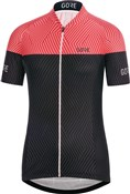 Gore C3 Optiline Womens Short Sleeve Jersey SS18