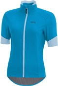 Gore C5 Windstopper Womens Short Sleeve Jersey SS18