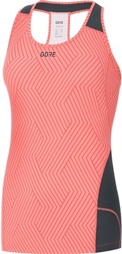 Gore R3 Womens Optiline Sleeveless Jersey SS18