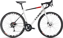 Cube Attain Pro Disc - Nearly New - 56cm - 2018 Road Bike